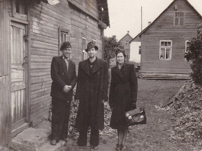 Деревня Желачек