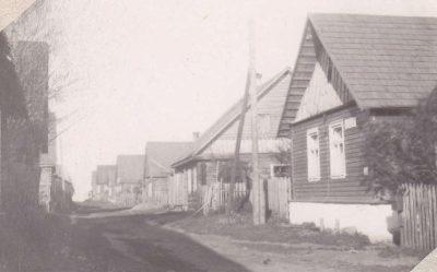 Деревня Межа