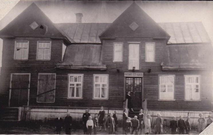 Eesti kool 1863- 11.02.1944